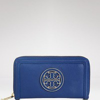 Tory Burch Wallet - Amanda Zip Continental | Bloomingdale&#x27;s