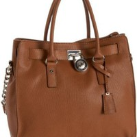 Amazon.com: Michael Michael Kors Hamilton Large Tote, Luggage: Clothing