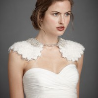 Sovereign Collar in  SHOP Attire Cover-Ups at BHLDN