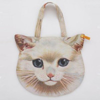 BRAVE | Cat Tote (Preorder) | Online Store Powered by Storenvy