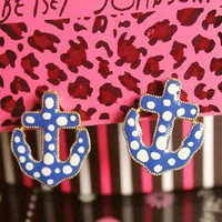 New Betsey Johnson Stud Earrings Gift B217