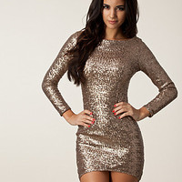Anita Sequin Dress, House of Dereon