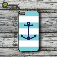 IPhone 5 Case, Aqua Nautical IPhone.. on Luulla