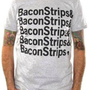 ROCKWORLDEAST - Epic Meal Time, T-Shirt, Bacon Strips