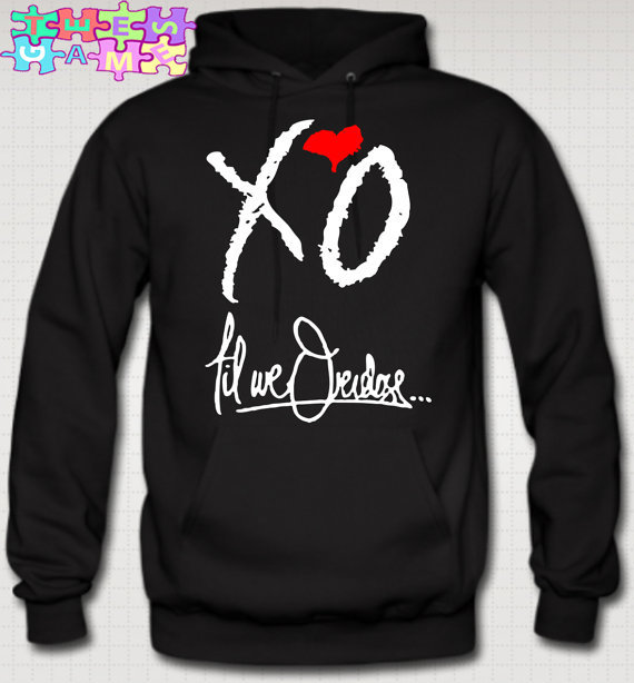 The Weeknd Xo Til We Overdose XO The Weeknd T...
