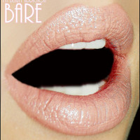Pink Nude Lipstick- Bare