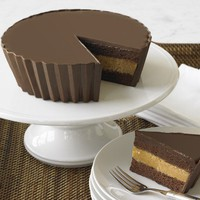 Perfect Endings Peanut Butter Cup Cake
