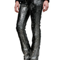 STUNNING BALMAIN SEQUIN PANTS (38) BRAND NEW WITH TAGS! | eBay