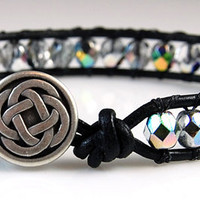 Custom Chan Luu Style Leather Single Wrap Bracelet - Custom Order