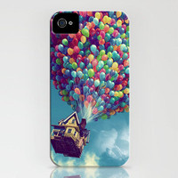 Up, Hard Iphone 4/4S case, FREE Shipping Worldwide