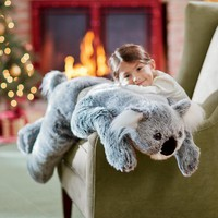 Oversized Koala Body Pillow - Plow &amp; Hearth