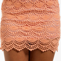 Fannie Crochet Skirt $48