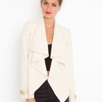 Salute Jacket - NASTY GAL