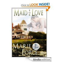 Maid for Love (The McCarthys of Gansett Island) [Kindle Edition]