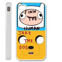 FINN The Human And JAKE The Dog Cas.. on Luulla