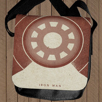 IRON MAN shoulder bag , The Avengers,  Marvel