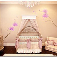 For the elegant lady baby - Most extreme celebrity baby nurseries on Shine