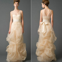 Vera Wang Wedding Gowns Lookbook