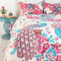 Peacock Duvet