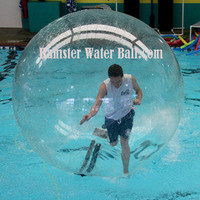 Walk on Water Walking Ball 2M PVC/Inflatable Zorb Ball German TIZIP/Roll Ball