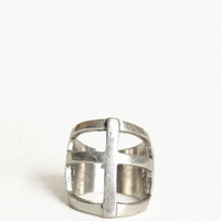 Guarded Cross Ring - ThreadSence.com