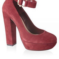 JUINES PLATFORM COURT SHOE - Accessories - French Connection Usa