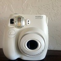 Fujifilm instax mini 7S Point and Shoot Film Camera w/ extra pack of film