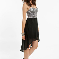 Light the Night Bustier Dress $42