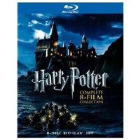 Amazon.com: Harry Potter: The Complete Collection Years 1-7 [Blu-ray]: Daniel Radcliffe, Rupert Grint: Movies & TV