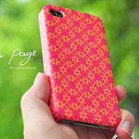 Apple iphone case for iphone iphone 4 iphone 4s iphone 3Gs : Vintage classic pattern