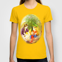 Our Christmas T-shirt by Vargamari | Society6