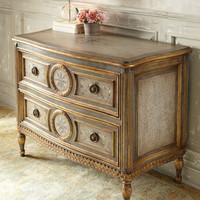 John-Richard Collection - &quot;Fran&quot; Two-Drawer Chest - Horchow