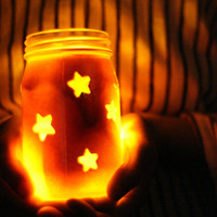 DIY: Fourth of July Star Jars | Momtastic