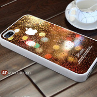 iphone 4 case iphone 4s case iphone 4 cover Rain drop of water design