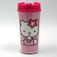 Hello Kitty - Double Wall Travel Tumbler