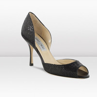 Jimmy Choo The Perfect Peep Toe - $195.00
