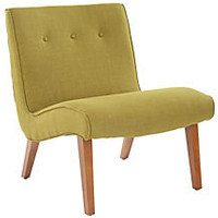 One Kings Lane - The Chic Boutique - Maxwell Chair, Ochre