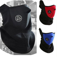 Bike Bicycle Skate Snowboard Vent Ski Warm Face Mask