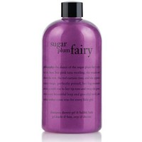 sugar plum fairy | shampoo, shower gel and bubble bath | philosophy holiday favorites