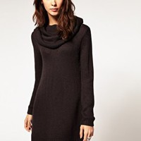 Cheap Monday | Cheap Monday Cowl Neck Dress at ASOS