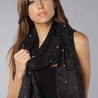The Mini Skull Scarf : *The Extras : Karmaloop.com - Global Concrete Culture