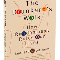 BARNES & NOBLE | The Drunkard's Walk: How Randomness Rules Our Lives by Leonard Mlodinow | NOOK Book (eBook), Paperback, Hardcover, Audiobook