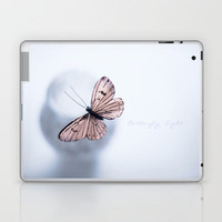Butterfly Light  Laptop & iPad Skin by secretgardenphotography [Nicola] | Society6
