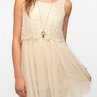 Band of Gypsies Lace &amp; Tulle Dress
