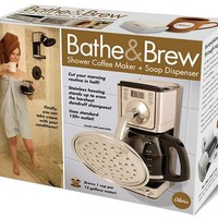 Bathe &amp; Brew - Prank Gift Box