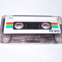 iPhone 5 Cassette Tape Case super Retro and Vintage