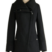 Diagonal Alley Coat | Mod Retro Vintage Coats | ModCloth.com