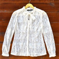 Romance Era Blouse