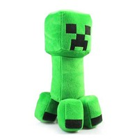 GNG Minecraft Creeper Plush Toy Pillow Cushion Holiday Gift | www.deviazon.com