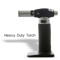 Heavy Duty Refillable Butane Jet Torch Perfect For Creme Brulee Brazing Soldering and BBQs | www.deviazon.com